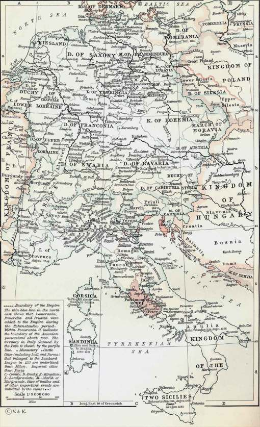 Sacro-Império Romano Germânico