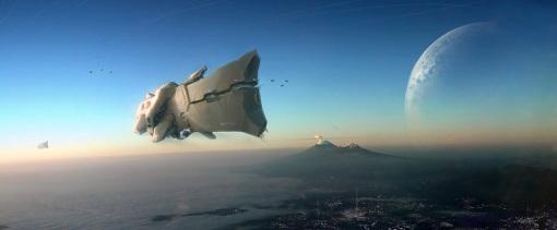 Jogar aventuras futuristas usando nWoD?